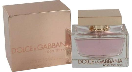 Dolce&Gabbana NIB Rose The One Perfume for Women by Dolce & Gabbana 2.5 oz. EDP
