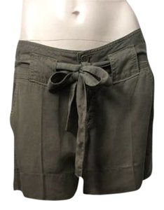 Billy Blues Cuffed Shorts Olive