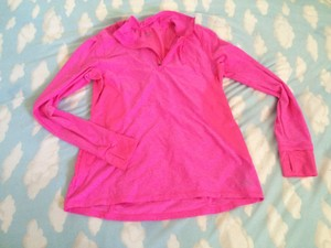 Champion Hot Pink Secret-Pocket Sports Jacket