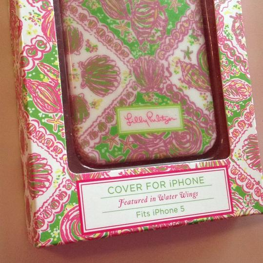 Lilly Pulitzer Water Wings Iphone 5 Hard Case