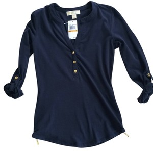 Michael Kors Top Washed Indigo