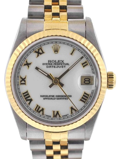 Preload https://item1.tradesy.com/images/rolex-rolex-midsize-datejust-68273-stainless-steel-yellow-gold-watch-4817035-0-2.jpg?width=440&height=440