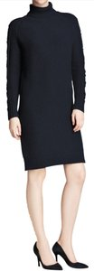 Max Mara short dress Navy Cashmere Knit on Tradesy