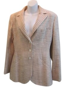 Chanel Chanel Pink Tweed Jacket Size 42