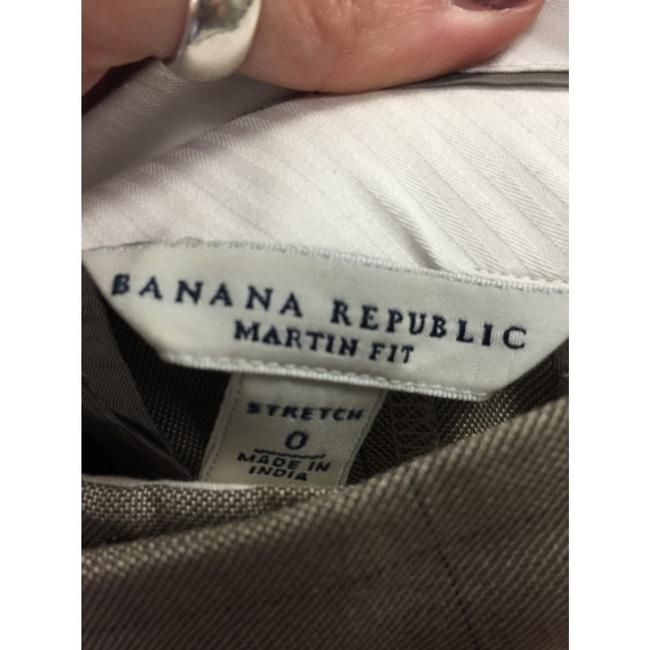 Banana Republic Straight Pants Browns, beiges.