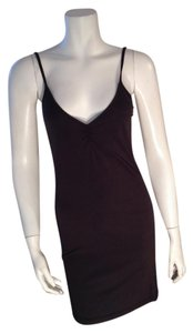 Nightcap short dress Grey on Tradesy