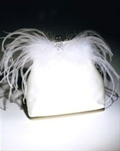 White/Other Bridal Handbags