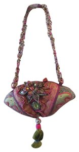 Mary Frances Beaded Beads Shoulder Bag