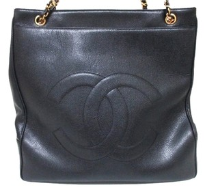 Chanel Caviar Tote Handbag Tote Wallet Pouch \ Tote Wallet Handbag Shoulder Bag
