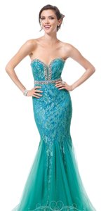 Colors Dress Prom Homecoming Strapless Dress