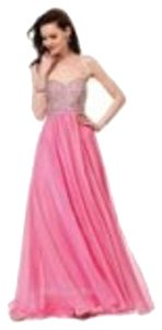 Colors Dress Prom Homecoming Chiffon Dress