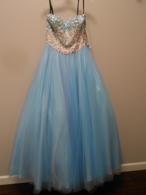 Milano Formals Prom Homecoming Sweet Sixteen Ball Gown Dress