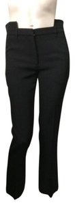 Givenchy Straight Pants Black