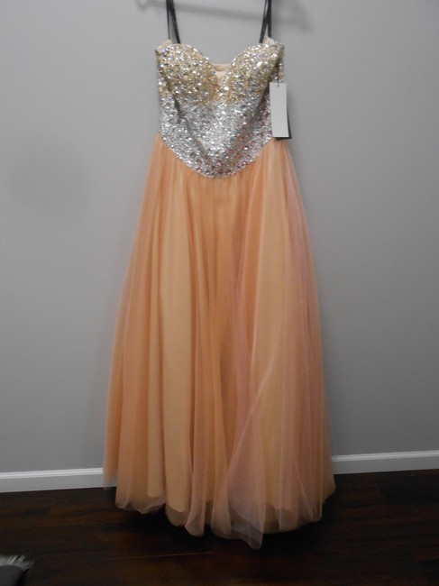 Milano Formals Prom Homecoming Sweet Sixteen Ball Gown Princess Dress