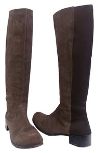 Elizabeth and James Tall brown Boots