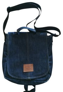 Levi's Denim Casual Cross Body Bag
