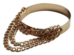 Gold Chain Arm Band
