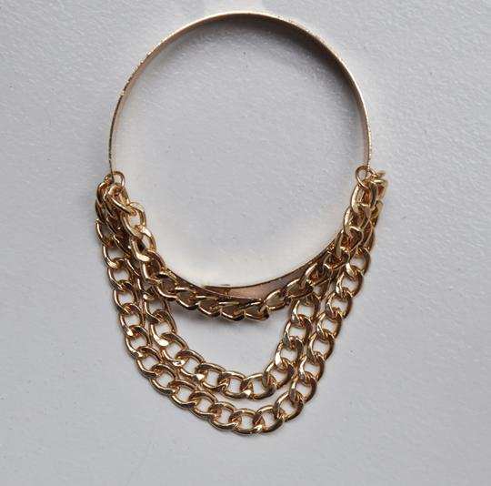 Other Gold Chain Arm Band