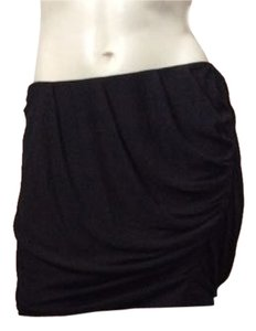 Diane von Furstenberg Mini Skirt Black