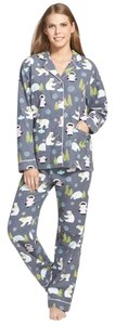 P.J. Salvage Steel Eskimos Pajamas Set XL