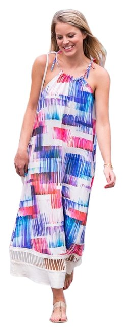 Multi-color Maxi Dress by Anthropologie