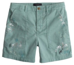 J.Crew Mini/Short Shorts Dusty shale