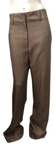 Christian Cota Trouser Pants Light and Dark Brown