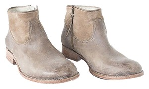 Fashion Ankle Gray Boots