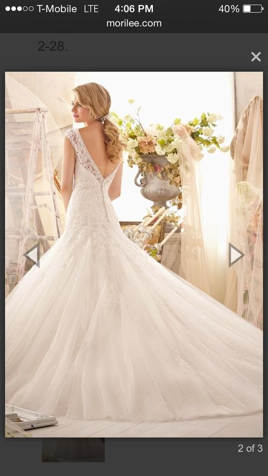Mori Lee 2619 Wedding Dress 12345678