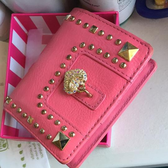 Juicy Couture Juicy Couture Mini Pink Wallet