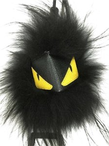 Fendi FENDI Monster Bug Charm with Yellow Eyes! SOLD OUT Worldwide!!!