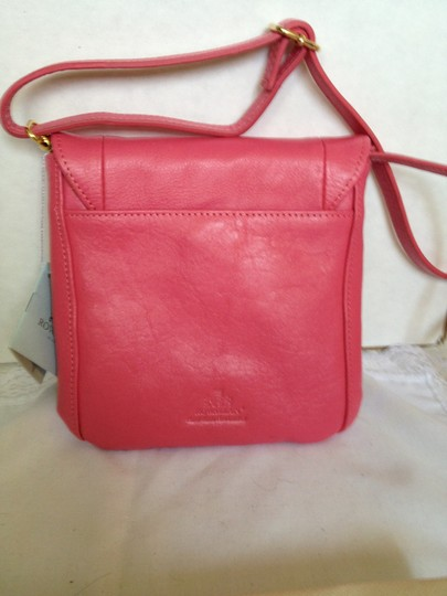 Rowallan Classic Leather Handcrafted Chic Cross Body Bag