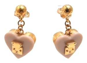 Louis Vuitton Authentic Louis Vuitton Ruibyiton Earrings