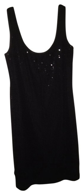 New York & Company Evening Sequinned Size 4 Dress