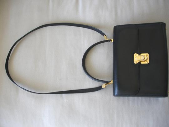 Bally Hand Box Box S Box Shaped S Box Shaped Box Style Structured Structured S Detachable Straps Cross Body Bag