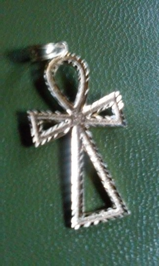 Other 10K Yellow Gold Cross Pendant