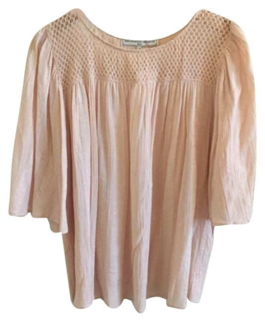 Anthropologie Top Light pink