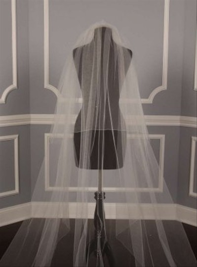 Other Chapel Length 2 Layer Veil