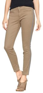 Gap Khakis Skinny Skinny Pants Tan (Oak Tree)