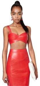 Nasty Gal Skirt Red