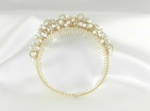 Marilyn Chloe 324 Gold Headpiece