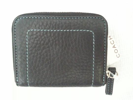 Coach NEW Soft Pebble Leather Coach Wallet