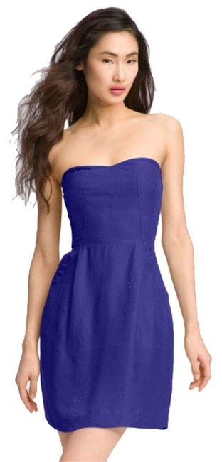 Preload https://item4.tradesy.com/images/rebecca-taylor-cobalt-blue-112538d431-above-knee-night-out-dress-size-8-m-4835263-0-0.jpg?width=400&height=650