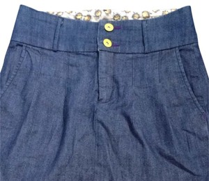 Rich & Skinny Mini Skirt Blue jean