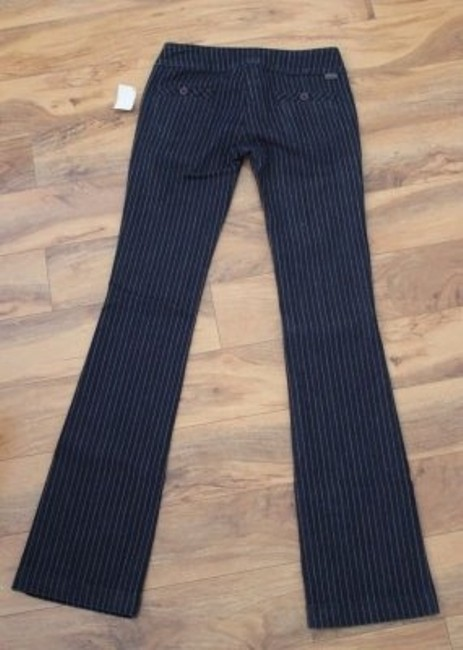 Frankie B Boot Cut Pants Dark navy