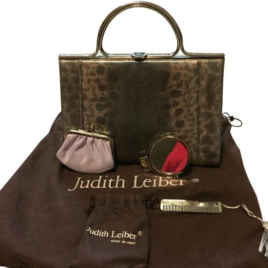 Preload https://item4.tradesy.com/images/judith-leiber-lilac-leather-karung-clutch-4840363-0-2.jpg?width=440&height=440