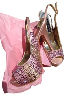 Steven by Steve Madden Pink Pumps