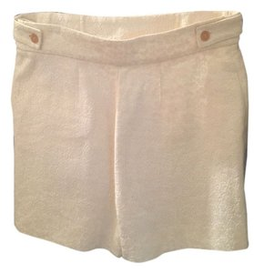 Chloé Dress Shorts Creamy White