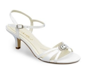 Coloriffics Coloriffics Jordan Ivory Size 8.5 Nib 5934 Wedding Shoes