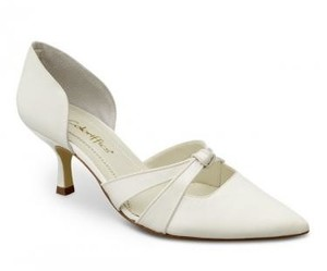 Coloriffics Coloriffics Samantha Size 7 Nib 5960 Ivory Wedding Shoes